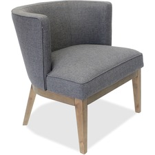 LLR82094 - Lorell Linen Fabric Accent Chair