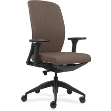 LLR83105A200 - Lorell Executive Chairs with Fabric Seat & Back