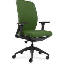 LLR83105A201 - Lorell Executive Chairs with Fabric Seat & Back