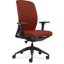 LLR83105A203 - Lorell Executive Chairs with Fabric Seat & Back
