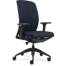 LLR83105A204 - Lorell Executive Chairs with Fabric Seat & Back