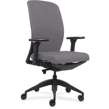 LLR83105A206 - Lorell Executive Chairs with Fabric Seat & Back