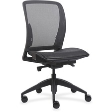 LLR83106 - Lorell Mid-Back Chair with Mesh Seat & Back