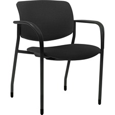 LLR83114A205 - Lorell Stack Chairs with Vinyl Seat & Back
