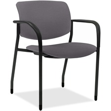 LLR83114A206 - Lorell Stack Chairs with Vinyl Seat & Back