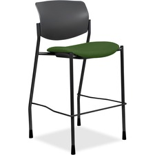 LLR 83119A201 Lorell Fabric Seat Contemporary Stool LLR83119A201