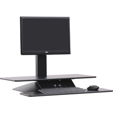 LLR99548 - Lorell Sit-to-Stand Electric Desk Riser