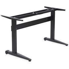 LLR99551 - Lorell Pneumatic Adjustable Height Base