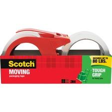 MMM 350021RD 3M Scotch Tough Grip Moving Packaging Tape MMM350021RD