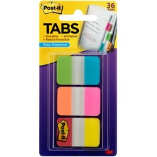 MMM 686ALOPRYT 3M Post-it Alternating Tabs MMM686ALOPRYT