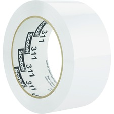 MMM 86544 3M Scotch Color Box Sealing Tape 311 MMM86544