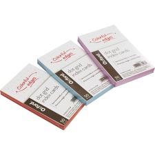 OXF 334208M Oxford Dot Grid Index Cards OXF334208M