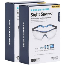 BAL8574GMBD - Bausch & Lomb Sight Savers Lens Cleaning Tissues