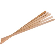 "ECO NTSTC10CCT Eco-Products 7"" Wooden Stir Sticks ECONTSTC10CCT"
