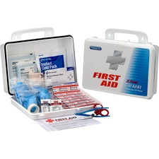 FAO 60002 First Aid Only 25 Person Office First Aid Kit FAO60002