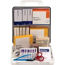 FAO 60003 First Aid Only 75 Person Office First Aid Kit FAO60003