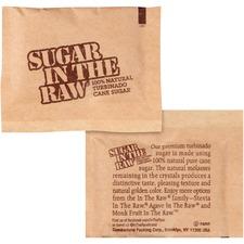 FOL 50319CT Folgers Sugar In The Raw Natural Cane Sugar FOL50319CT