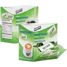 GJO 70472CT Genuine Joe Stevia Sweetener Packets GJO70472CT