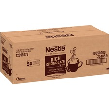 NES 25485CT Nestle Rich Hot Chocolate Packets NES25485CT