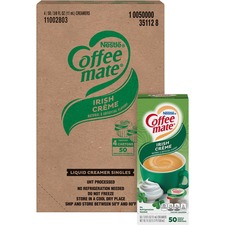 NES 35112CT Nestle Coffee-mate Irish Cream Liquid Creamer NES35112CT