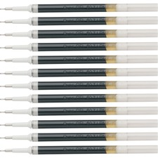 PEN LRN7ABX Pentel EnerGel Retractable .7mm Liquid Pen Refills PENLRN7ABX