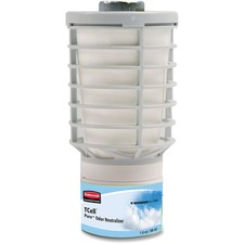Rubbermaid Commercial TCell Odor Control Refills - Natural - 1 Each - Odor Neutralizer