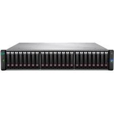 HPE MSA 1050 12Gb SAS Dual Controller SFF Storage