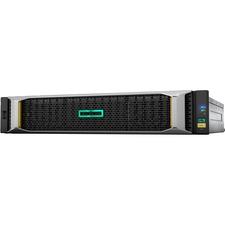 HPE MSA 1050 1GbE iSCSI Dual Controller SFF Storage