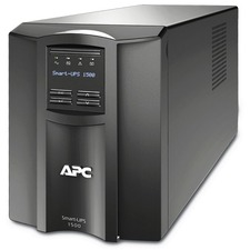 APC by Schneider Electric Smart-UPS 1500VA LCD 120V with SmartConnect - Tower - 3 Hour Recharge - 7 Minute Stand-by - 120 V AC Input - 120 V AC, 110 V AC, 127 V AC Output - 8 x NEMA 5-15R