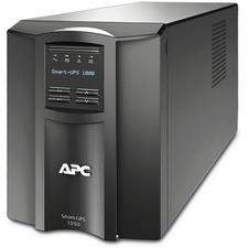 APC by Schneider Electric Smart-UPS 1000VA LCD 120V with SmartConnect - 3 Hour Recharge - 120 V AC Input - 120 V AC, 110 V AC, 127 V AC Output - 8 x NEMA 5-15R