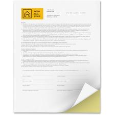 XER 3R12420 Xerox Carbonless 2-part Paper XER3R12420