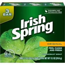 CPC 14177 Colgate-Palmolive Irish Spring Original Bar Soap CPC14177