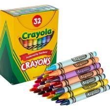 CYO 520322 Crayola Crayons CYO520322
