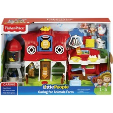 FIP DWC31 Fisher-Price Little People Animals Farm Toy Set FIPDWC31