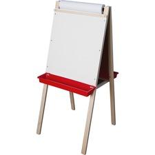 FLP 17315 Flipside Prod. Paper Roll Child's Easel FLP17315