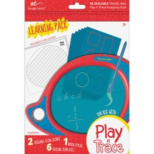 IMV ACPL10005 Kent Displays Play N Trace Boogie Brd Activity Pak IMVACPL10005