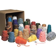 PAC 00470 Pacon Yarn Value Box PAC00470