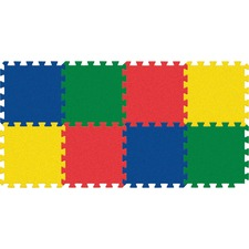 PAC AC4355 Pacon WonderFoam Color Tiles PACAC4355