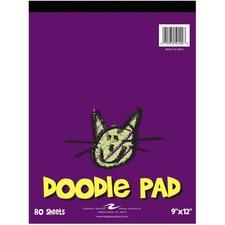 ROA 50100 Roaring Spring Kids Doodle Pad ROA50100