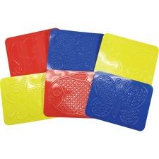 RYL R48231 Roylco Junior Rubbing Plates RYLR48231