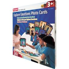 RYL R49592 Roylco Explore Emotions Photo Cards RYLR49592