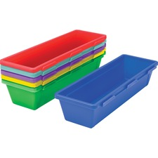 STX 00160E06C Storex Ind. Interlocking Storage Pencil Tray STX00160E06C