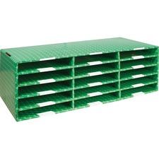 STX 80402U01C Storex Ind. 15-compartment Paper Sorter STX80402U01C