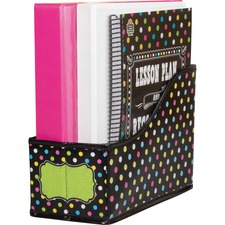 TCR 20784 Teacher Created Res. Chalkboard Bright Book Bins TCR20784