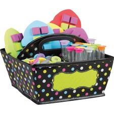 TCR 20788 Teacher Created Res. Chalkbrd Bright Storage Caddy TCR20788
