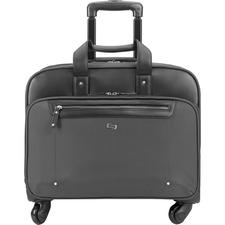 USL EXE95010 US Luggage Solo Gramercy Park Rolling Case USLEXE95010