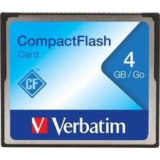 Verbatim 95188 4 GB CompactFlash (CF) Card