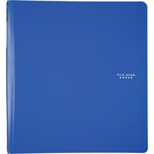 "MEA 38900 Mead Five Star 1"" Plastic Binder MEA38900"