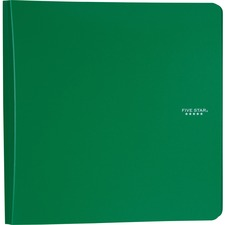 "MEA 38898 Mead Five Star 1"" Plastic Binder MEA38898"