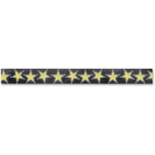 CTC 02411 Creative Teaching Press Chalk Gold Star Border CTC02411